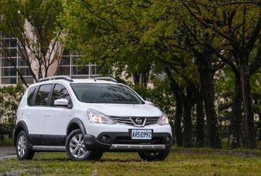 盲區偵測科技搭載 Nissan Livina安全加倍升級