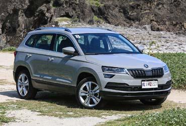 撰寫SUV新規則,全方位的Škoda Karoq